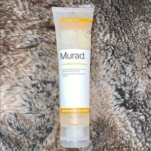 Murad essential C facial cleaner